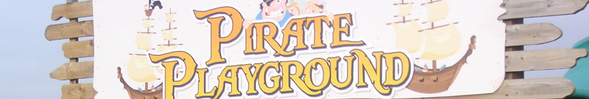 Pirate Playground for little children